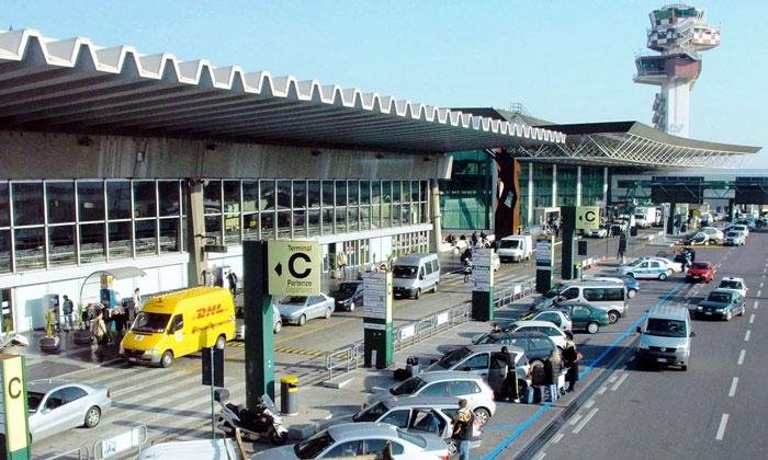 Международный аэропорт Фьюмичино в Риме