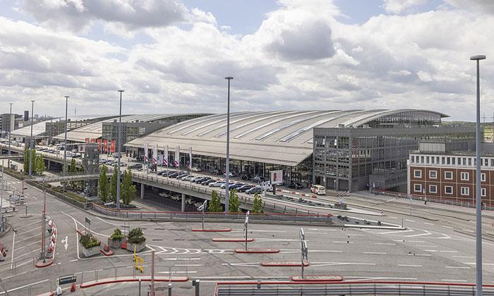 Международный аэропорт Гамбурга