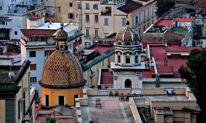 Архитектура Неаполя