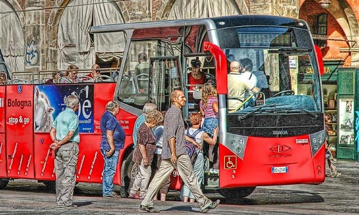 Автобусные экскурсии в Болонье