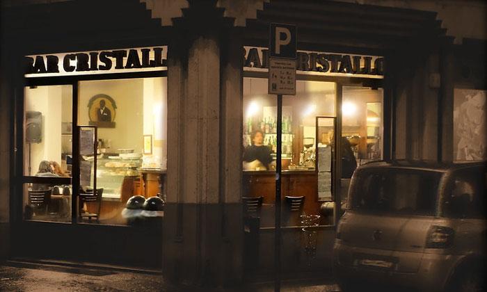 Бар Cristallo в Парме