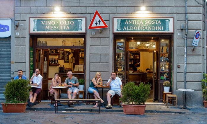 Бар Freddy's во Флоренции