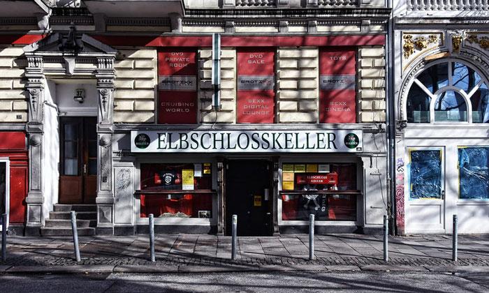 Бар «Elbschlosskeller» (Гамбург)