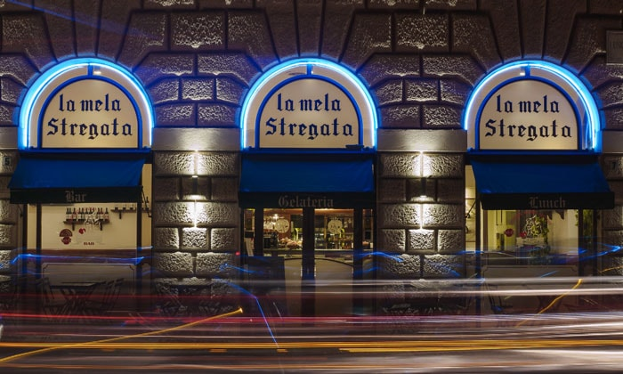 Бар La mela Stregata в Риме