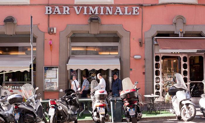 Бар Viminale во Флоренции