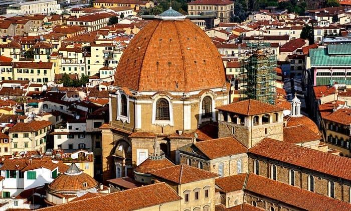 Базилика Святого Лаврентия – Сан-Лоренцо во Флоренции