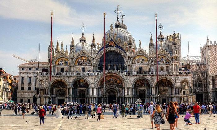 Базилика Святого Марка в Венеции