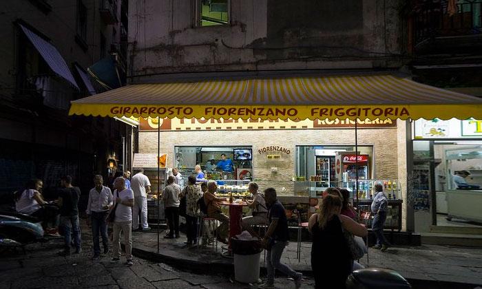 Бистро Florenzano в Неаполе