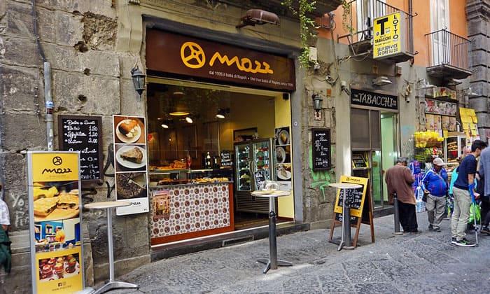 Бистро Mazz в Неаполе