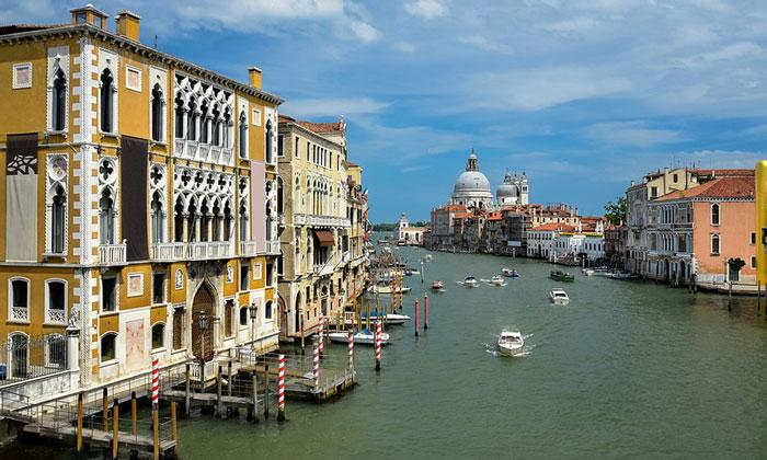 Гранд (Большой) канал Венеции