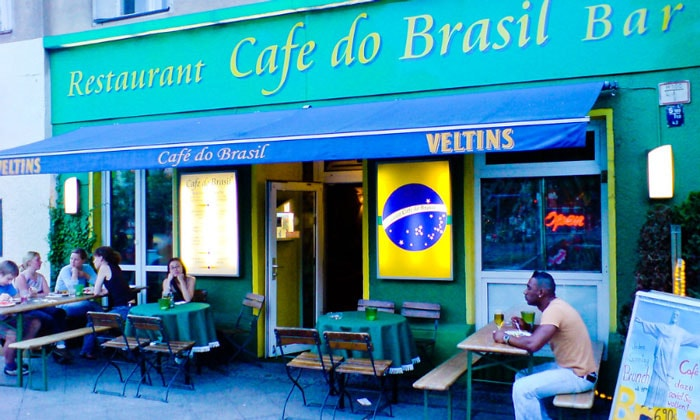 Cafe do Brasil в Берлине