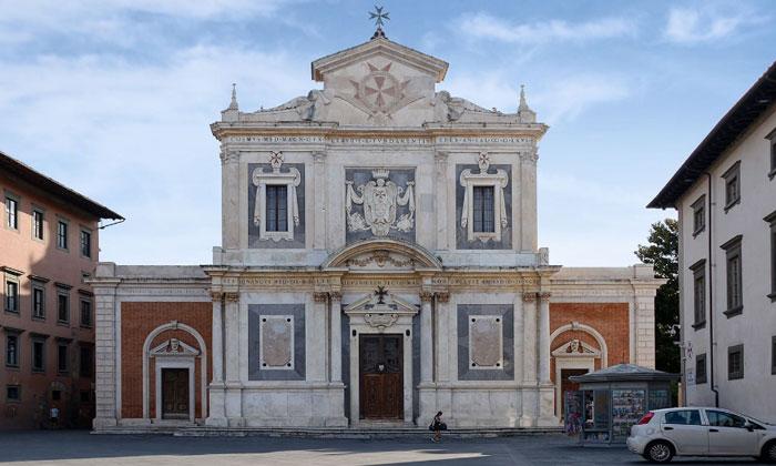 Церковь Сан-Стефано деи Кавальери в Пизе