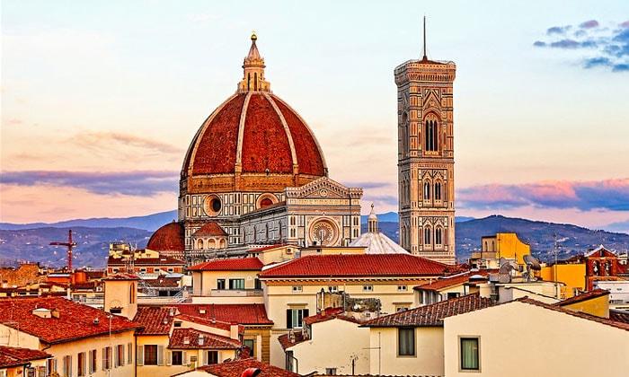 Красоты Дуомо во Флоренции