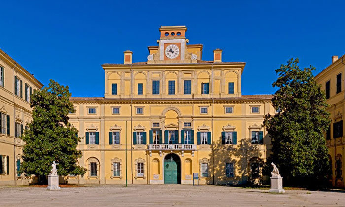 Герцогский дворец в Парме