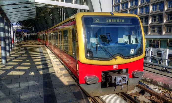 Берлинская городская электричка