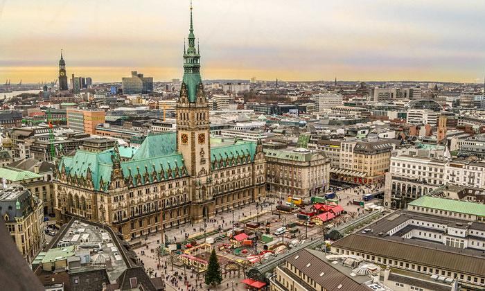 Городская ратуша (Гамбург)