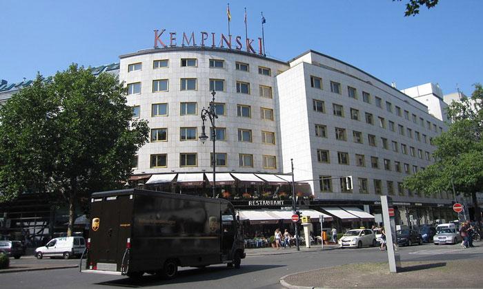 Отель Kempinski в Берлине