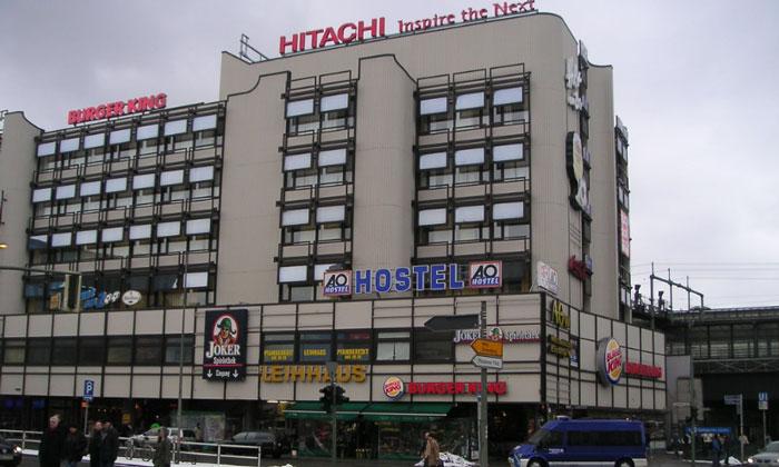Хостел AO в Берлине
