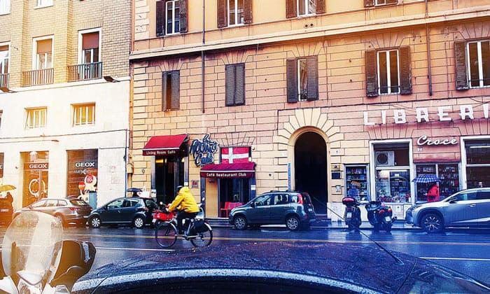 Хостел M&J в Риме