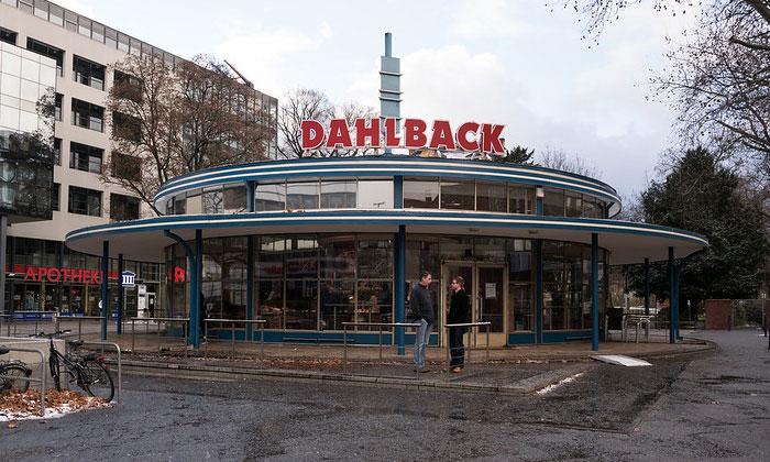 Кафе «Dahlback» (Берлин)
