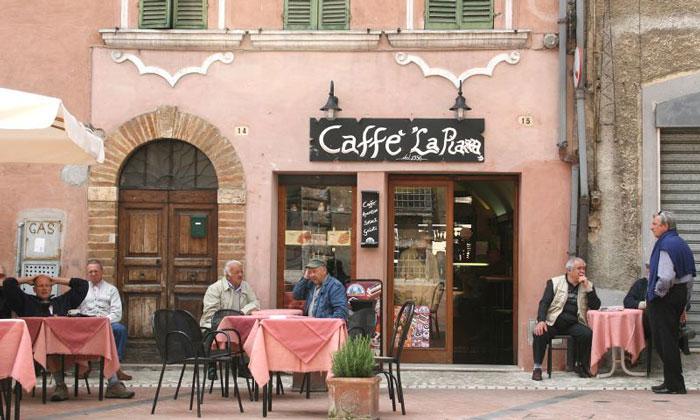 Кафе La Pia в Пизе