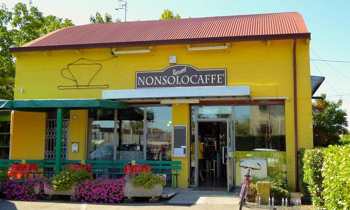Кафе Nonsolo в Парме