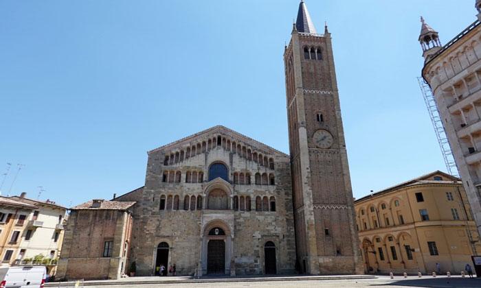 Кафедральный собор Пармы
