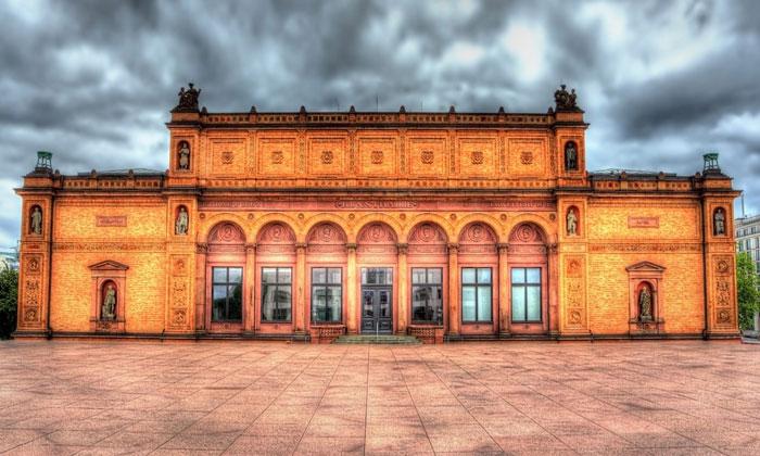 Художественный музей (Кунстхалле) Гамбурга