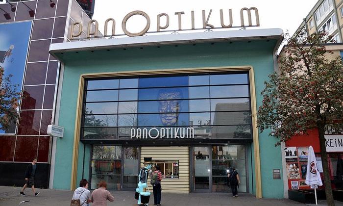 Музей восковых фигур Паноптикум в Гамбурге