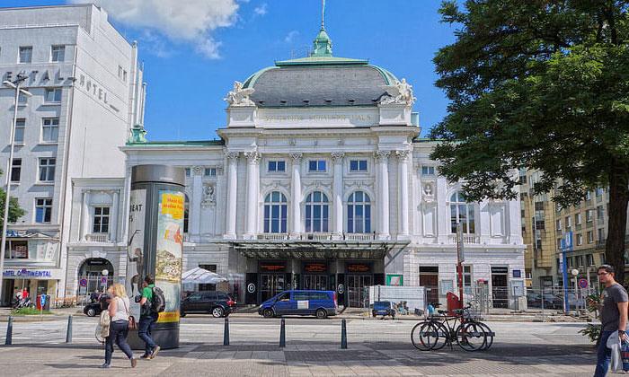 Германский национальный театр в Гамбурге