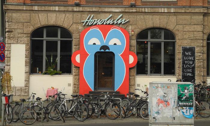 Ночной клуб Honolulu в Берлине
