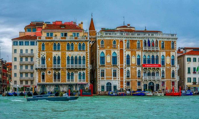 Отель Bauer в Венеции