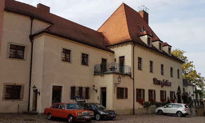 Отель Burgkeller в Мейсене