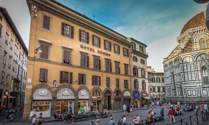 Отель Duomo во Флоренции