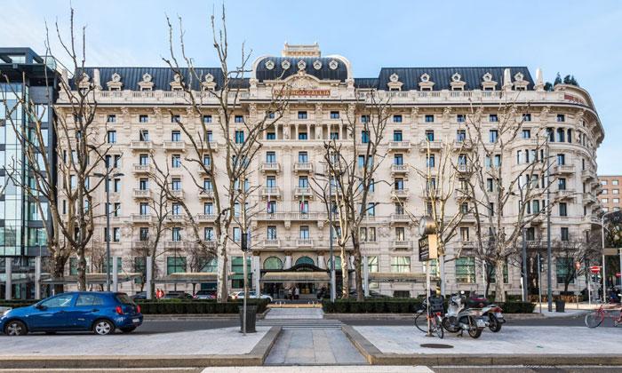 Отель Albergo Gallia в Милане