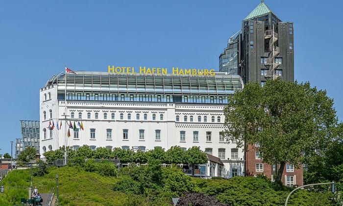Отель Hafen в Гамбурге