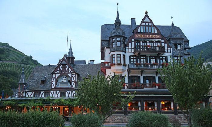 Отель «Krone» (Ассмансхаузен)