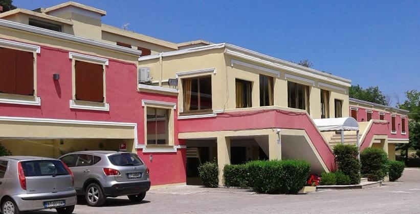 Отель La Meridiana в Урбино