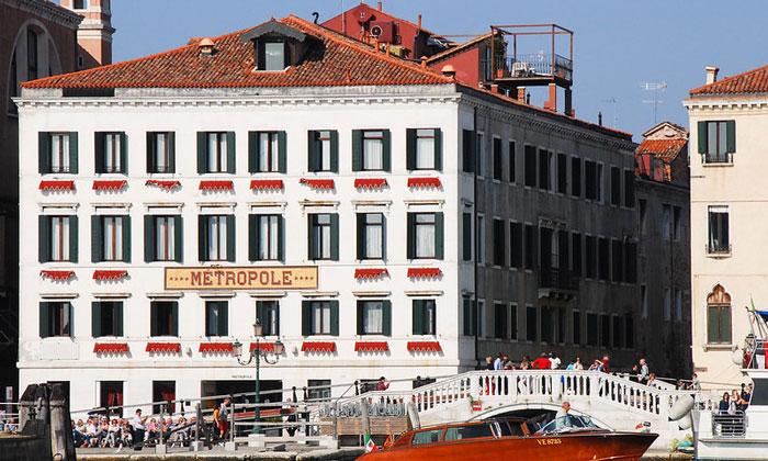 Отель Metropole в Венеции