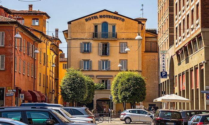 Отель Novecento в Болонье