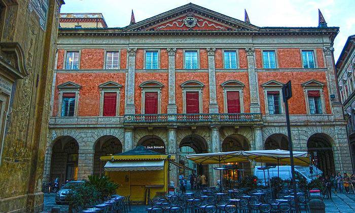 Отель San Donato в Болонье