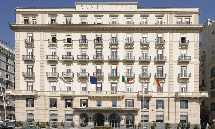Отель Santa Lucia в Неаполе