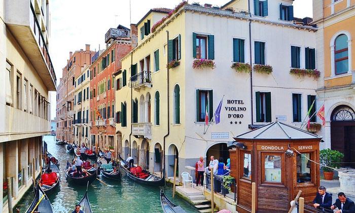 Отель Violino d'Oro в Венеции