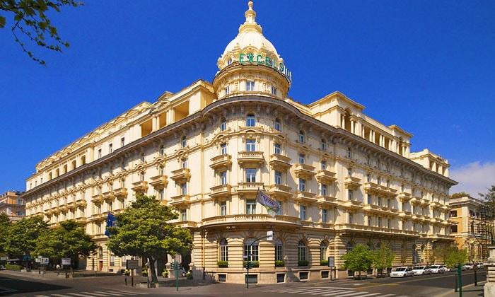 Отель Westin Excelsior в Риме