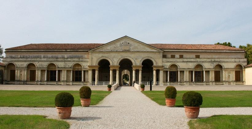 Палаццо дель Те в Мантуе