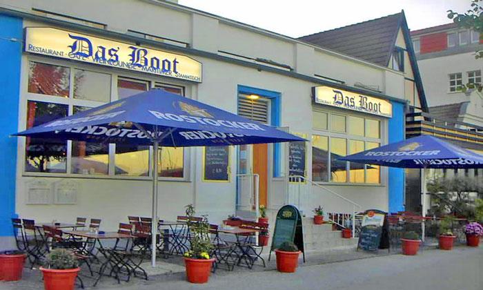 Ресторан «Das Boot» (Росток)