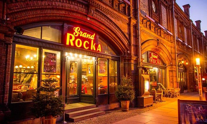 Ресторан Grand Rocka в Берлине