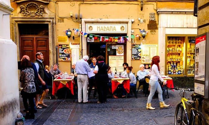Ресторан Habana в Риме