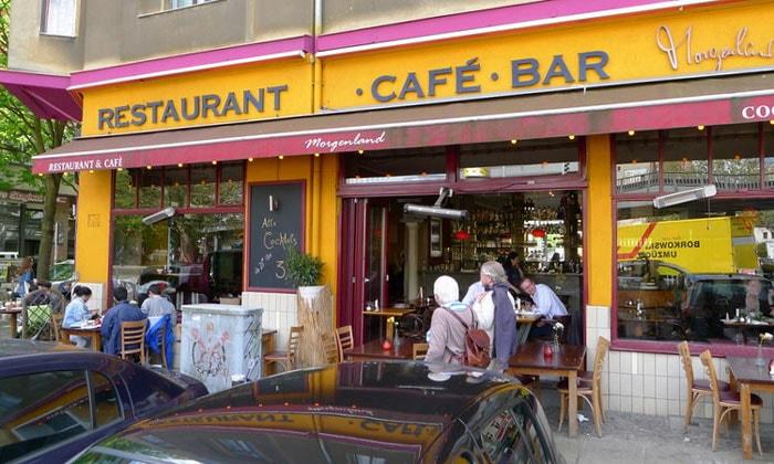 Ресторан Morgenland в Берлине