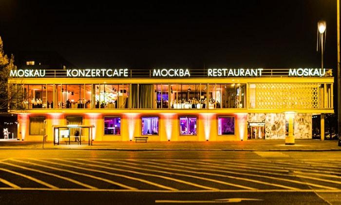 Ресторан Москва в Берлине